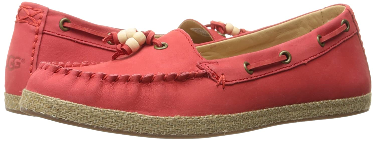 dffd32e3ea6 Amazon.com | UGG Women's Suzette Moccasin | Loafers & Slip-Ons