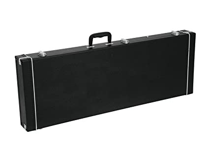 Maleta de guitarra TRAGGER para guitarras eléctricas, madera ...