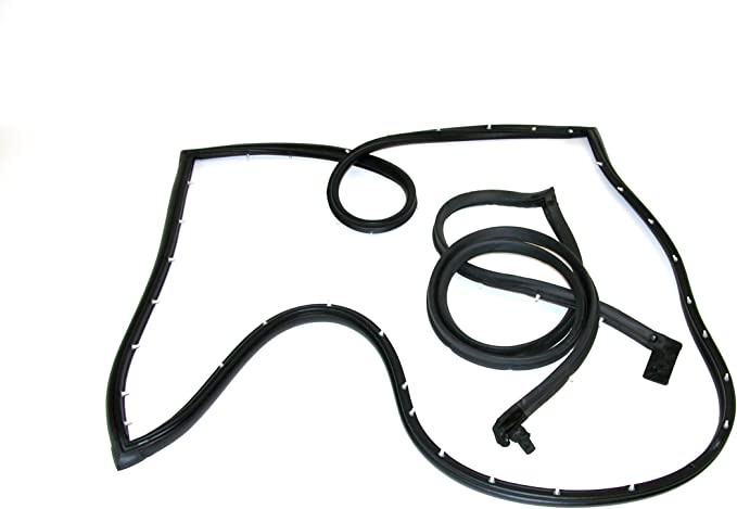 Front or Rear Driver Side or Passenger Side Fairchild Automotive G3009 Door Seal on Body