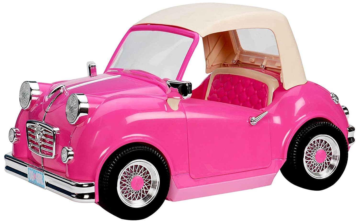 Amazon Com Our Generation Retro Cruiser Hot Pink Toys Games