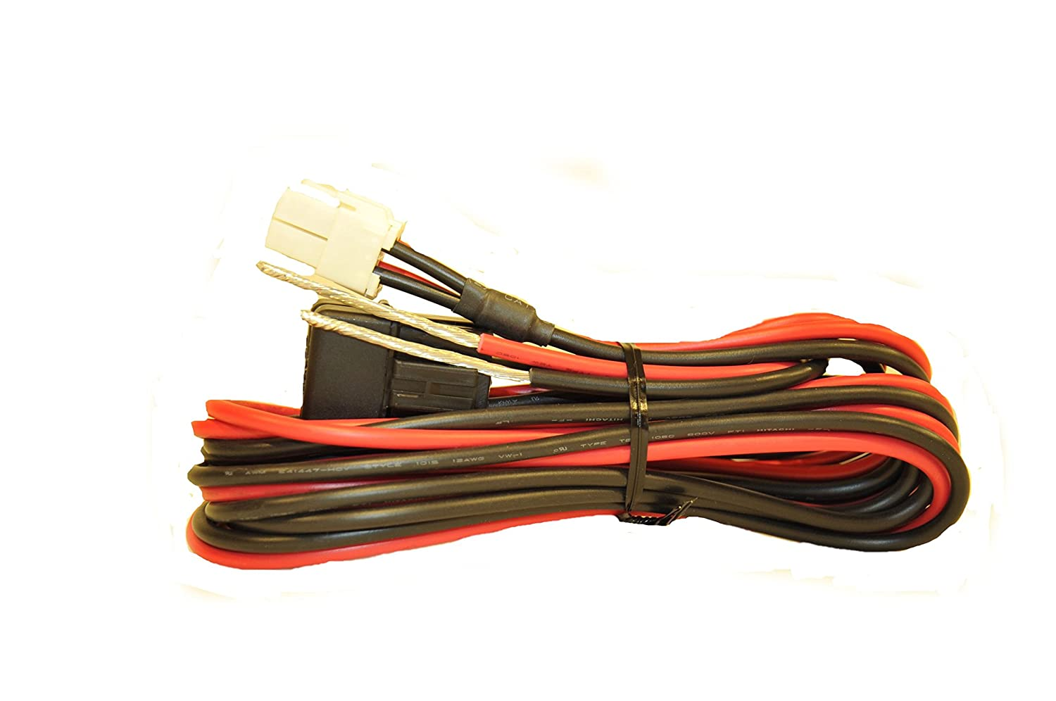 com yaesu dc power cable for ft d pin molex com yaesu dc power cable for ft 450d 4 pin molex computers accessories