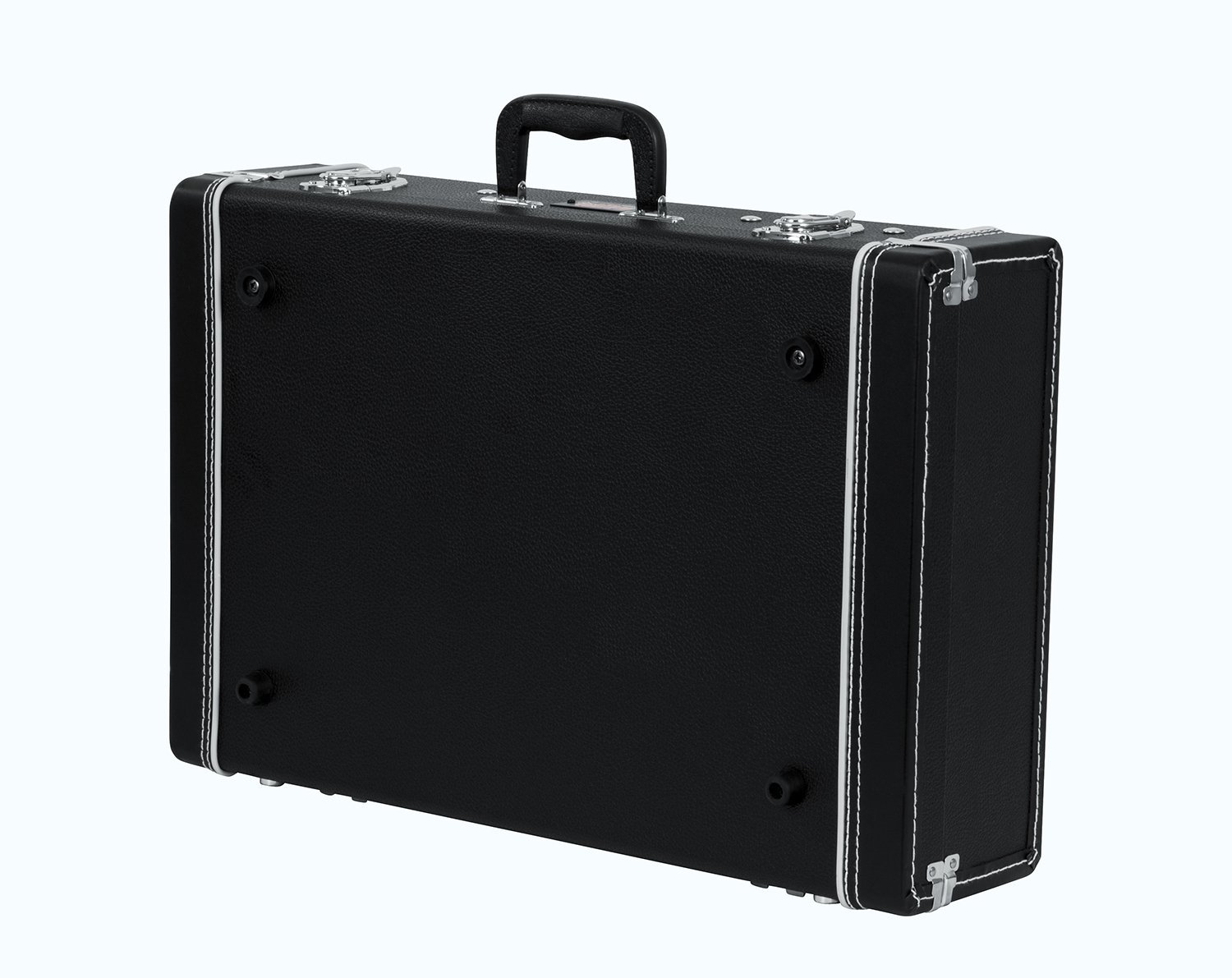 Gator Cases GW-GIGBOXJRPWR Gig-Box Jr. Pedal Board/Guitar Stand Case with Power
