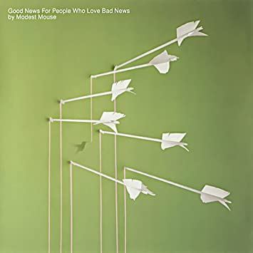 Image result for good news bad news modest mouse