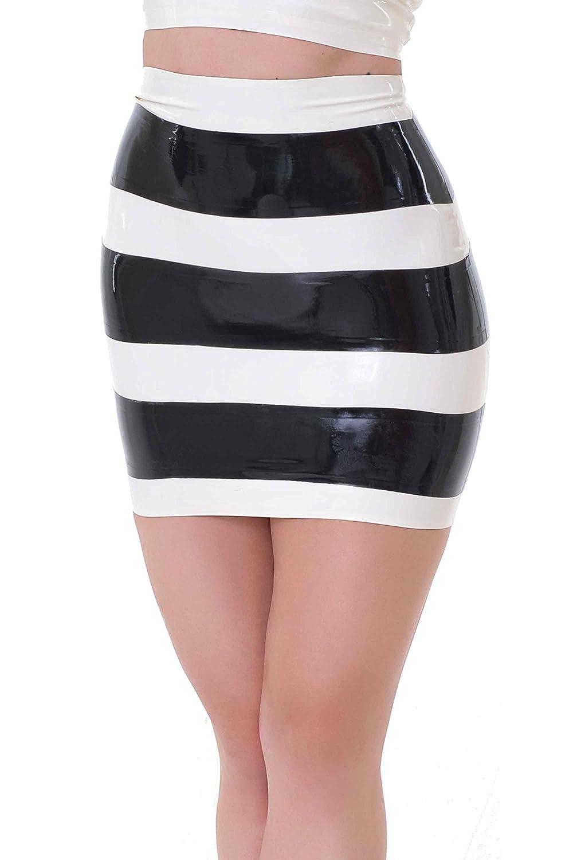 Ooh-la-Lovie Latex Gummischürze. Schwarz Mit Weißer Ordnung. B01NGU0XC9 Umstandskleidung Umstandskleidung Umstandskleidung Günstige Bestellung a08e72