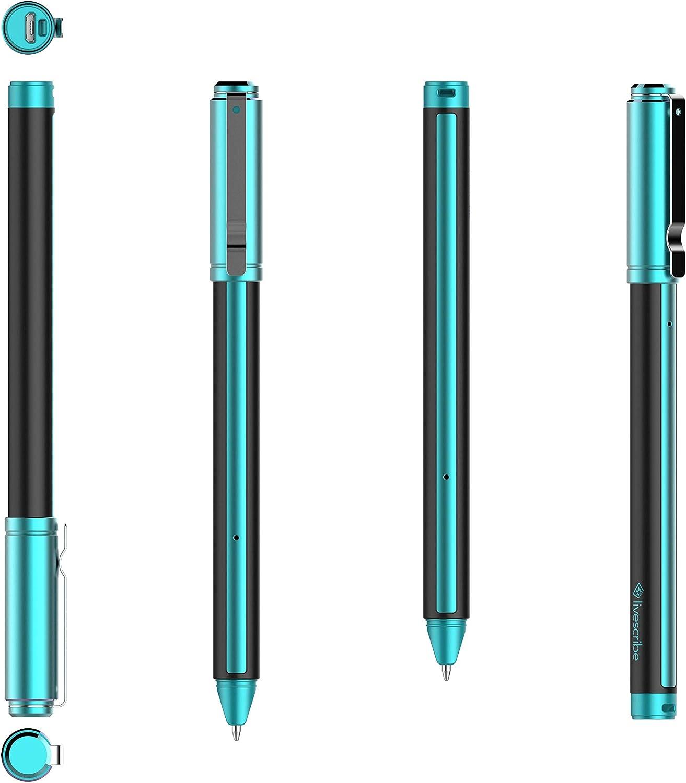 Teal Color Marlin Edition Livescribe Aegir Smartpen APX-00031