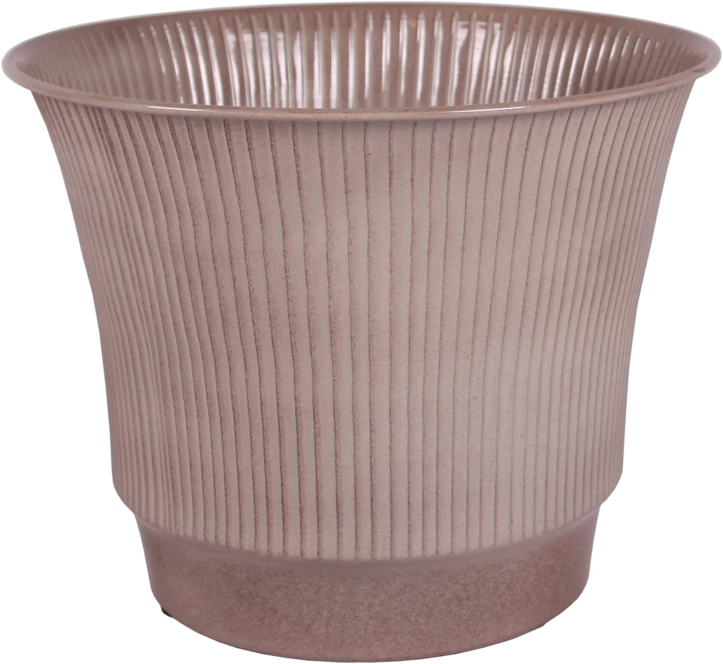 Robert Allen Home & Garden MPT01848 Madison Plastic, 14 Inch, Latte