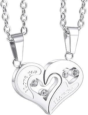 Girlfriend Necklace Gift Girlfriend Jewelry Anniversary Jewelry Valentine/'s Day Jewelry Gift Girlfriend Gift Necklace for Girlfriend