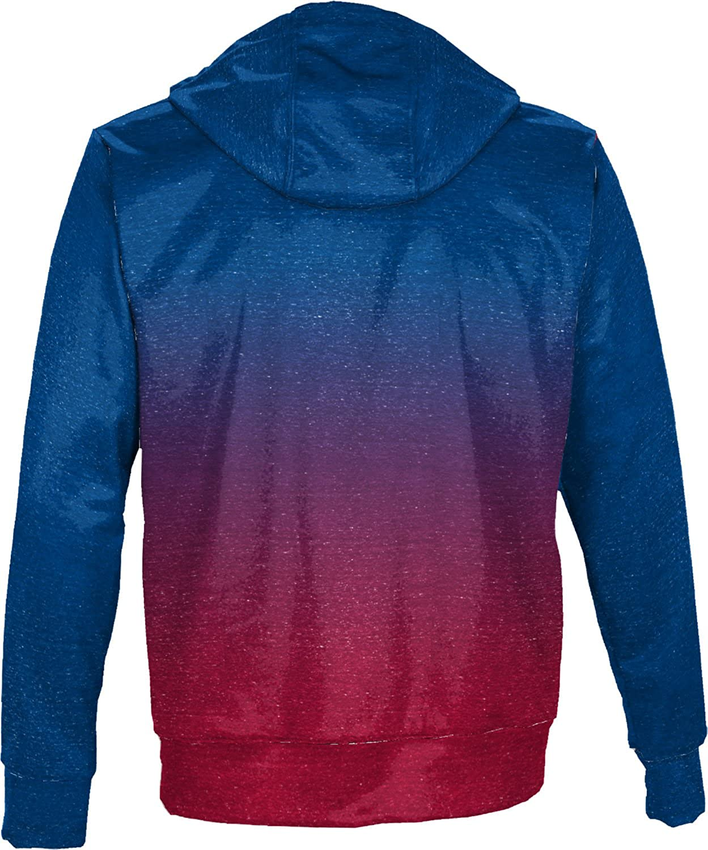 ProSphere Elizabeth City State University Boys Hoodie Sweatshirt Ombre