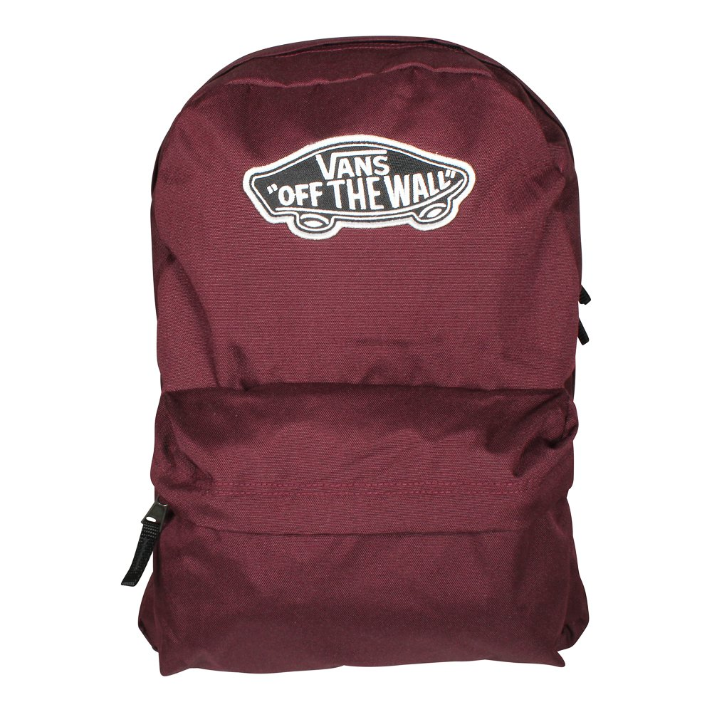 Vans REALM BACKPACK Mochila tipo casual cm liters Rojo Port Royale
