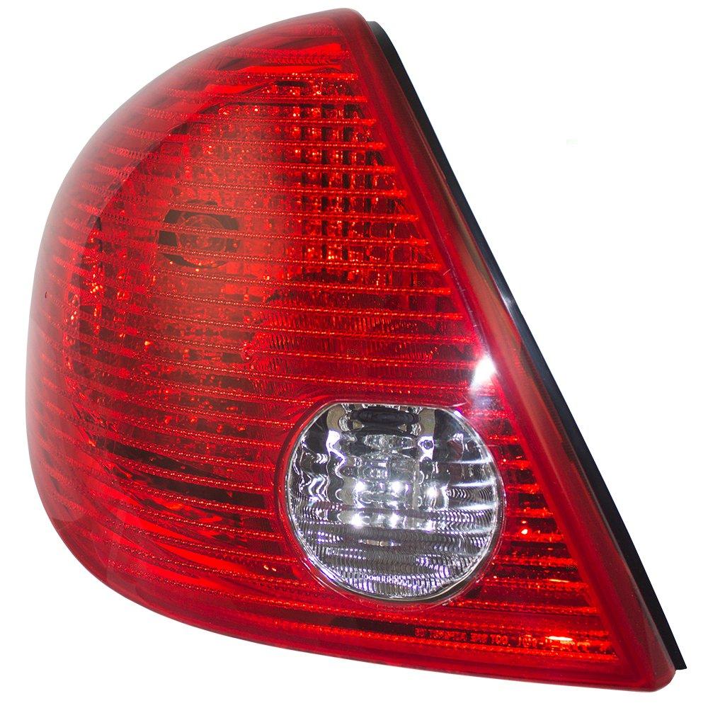 Amazon.com: Drivers Taillight Tail Lamp Replacement for Pontiac G6 Sedan  15242809 GM2800201: Automotive