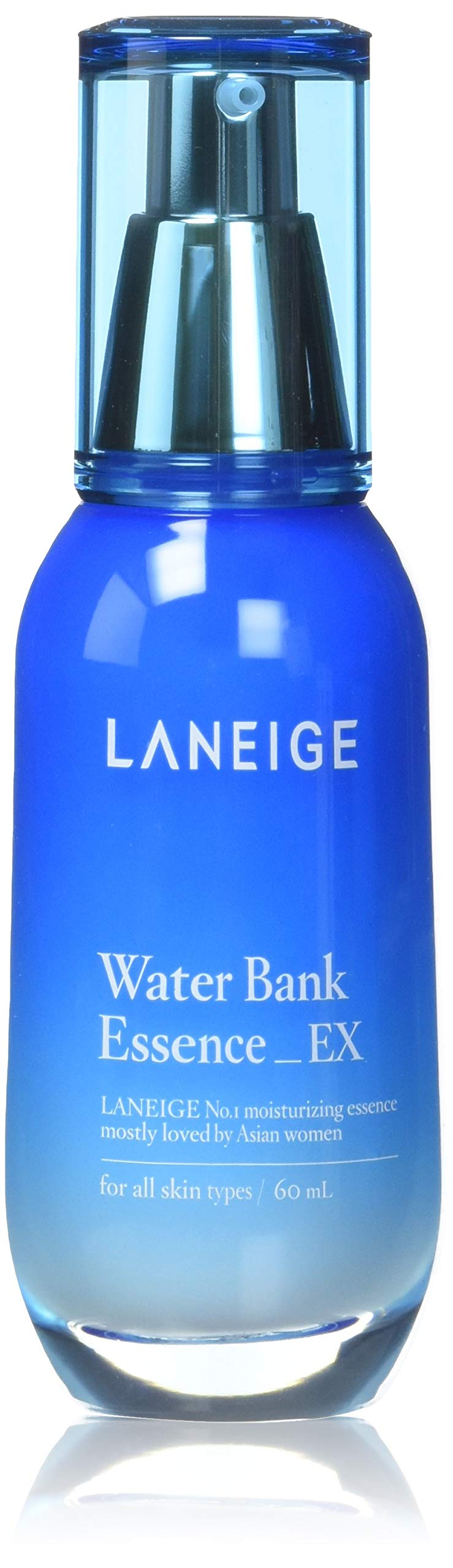 Laneige Water Bank Essence_EX for Smooth and Clear Skin Texture, 2.02 Ounce