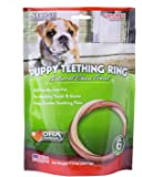 N-Bone Puppy Teething Ring Chicken Flavor
