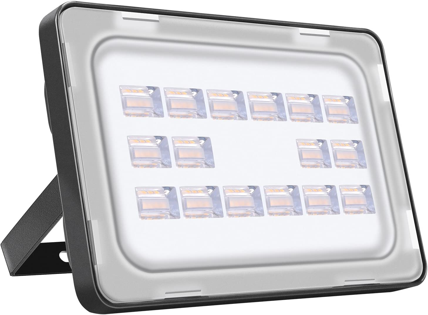 10X 100W LED Floodlight Outdoor Garden Cold//Cool White Security Flood Light IP65