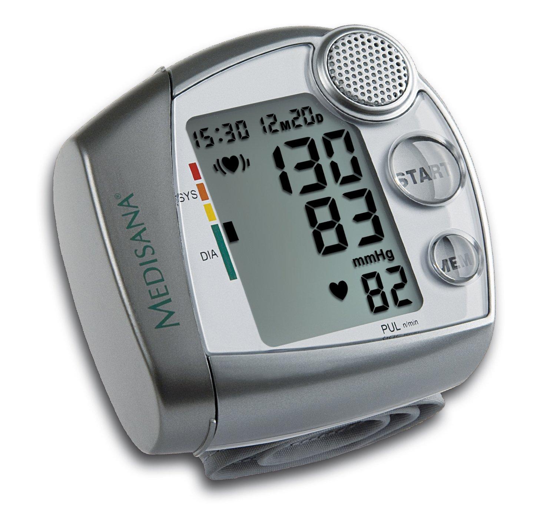 Medisana HGV 51220, Tensiómetro de Muñeca con función de voz: Amazon ...