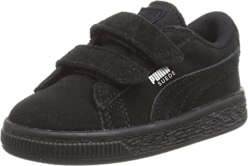 PUMA Suede 2 Straps Inf, Sneakers Basses bébé garçon