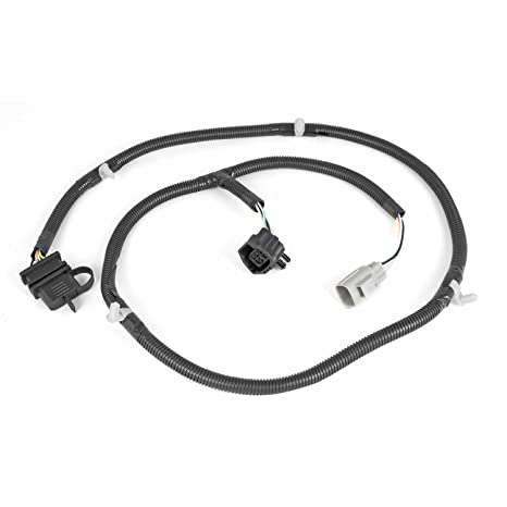 Amazon.com: Outland 391727501 Trailer Wiring Harness for Jeep ... on ford focus trailer harness, car towing harness, towing stone guards, towing wiring connectors, towing cable, towing light harness, towing accessories, dodge ignition wire harness,