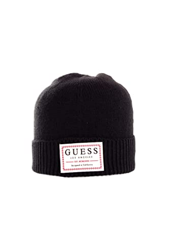 Guess Luxury Fashion Hombre AM8585WOL01BLACK Negro Sombrero ...