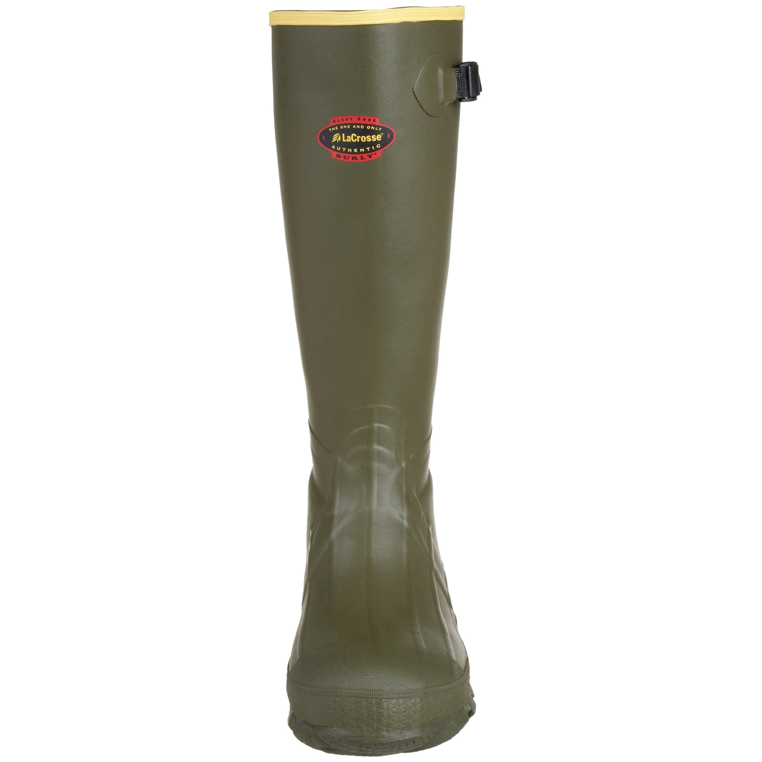 LaCrosse Men's 18'' Burly Classic Hunting Boot,OD Green,5 M US by Lacrosse (Image #4)