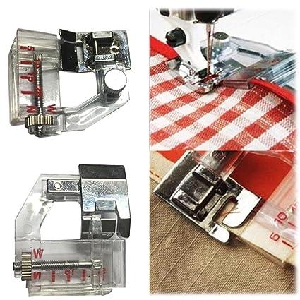 accesorios de máquina de coser Sannysis máquina de coser portátil ajuste de la cinta diagonal de