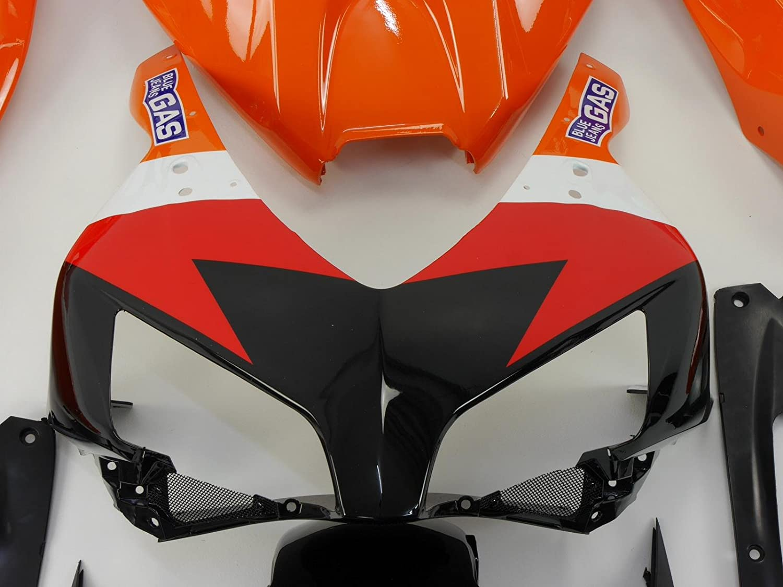 SC57 Lacksatz Verkleidung Design Repsol passend f/ür CBR1000RR 2004-2005 neu!!!