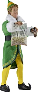 "NECA - Elf - 8"" Clothed Action Figure – Buddy The Elf, Multicolor, Model:SG_B07GT86VHZ_US"