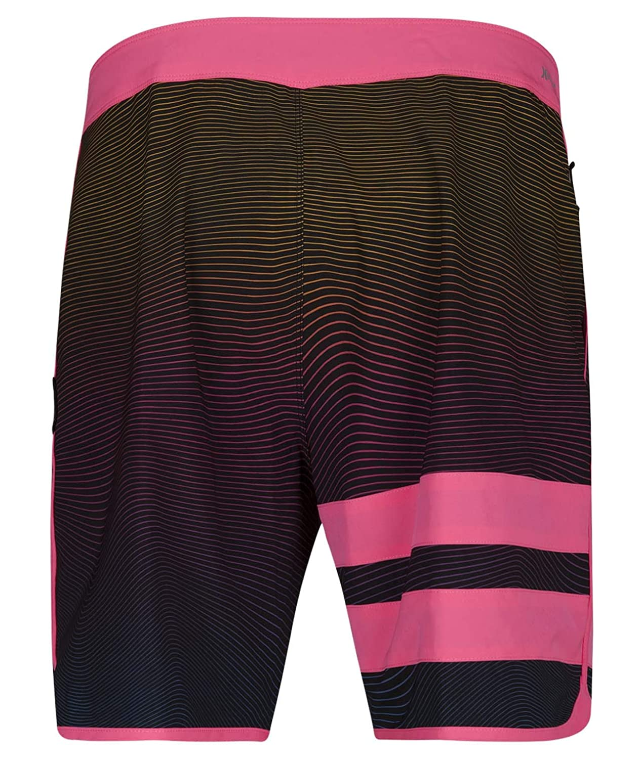 Static Block Men Phantom Hurley Boardshorts Party TJ1uFKc3l