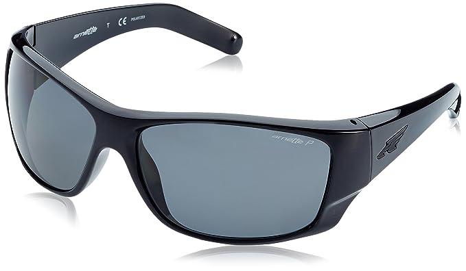Arnette Heist 2.0, Gafas de Sol para Hombre, Black, 66