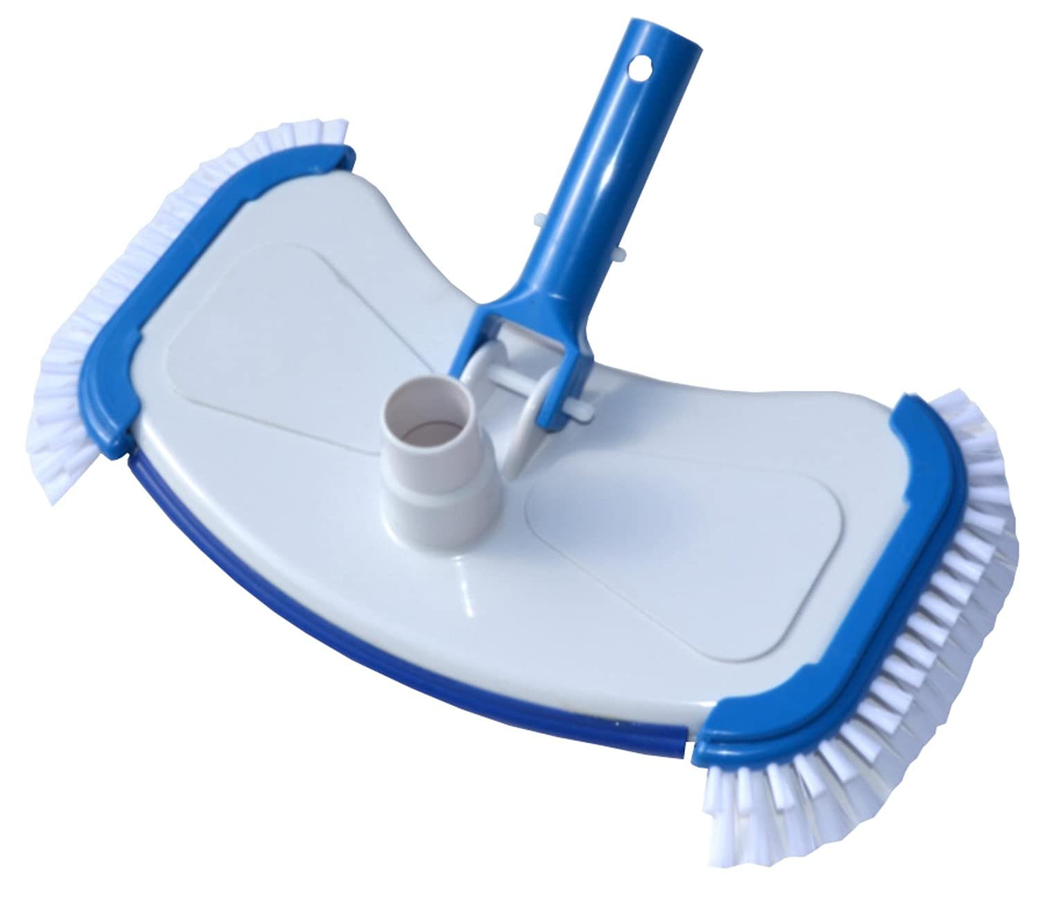 MEGAPOOL VACUUM HEAD DELUXE WITH BRUSHES 0181023
