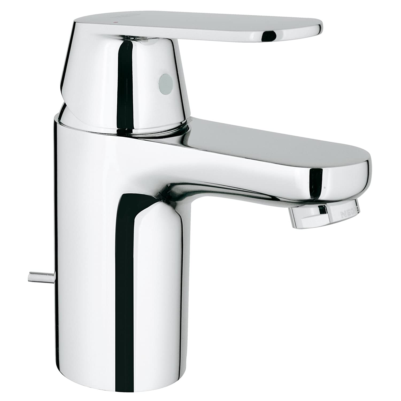 Amazoncom Grohe  Eurosmart Cosmo Centerset Lavatory - Amazon grohe kitchen faucets