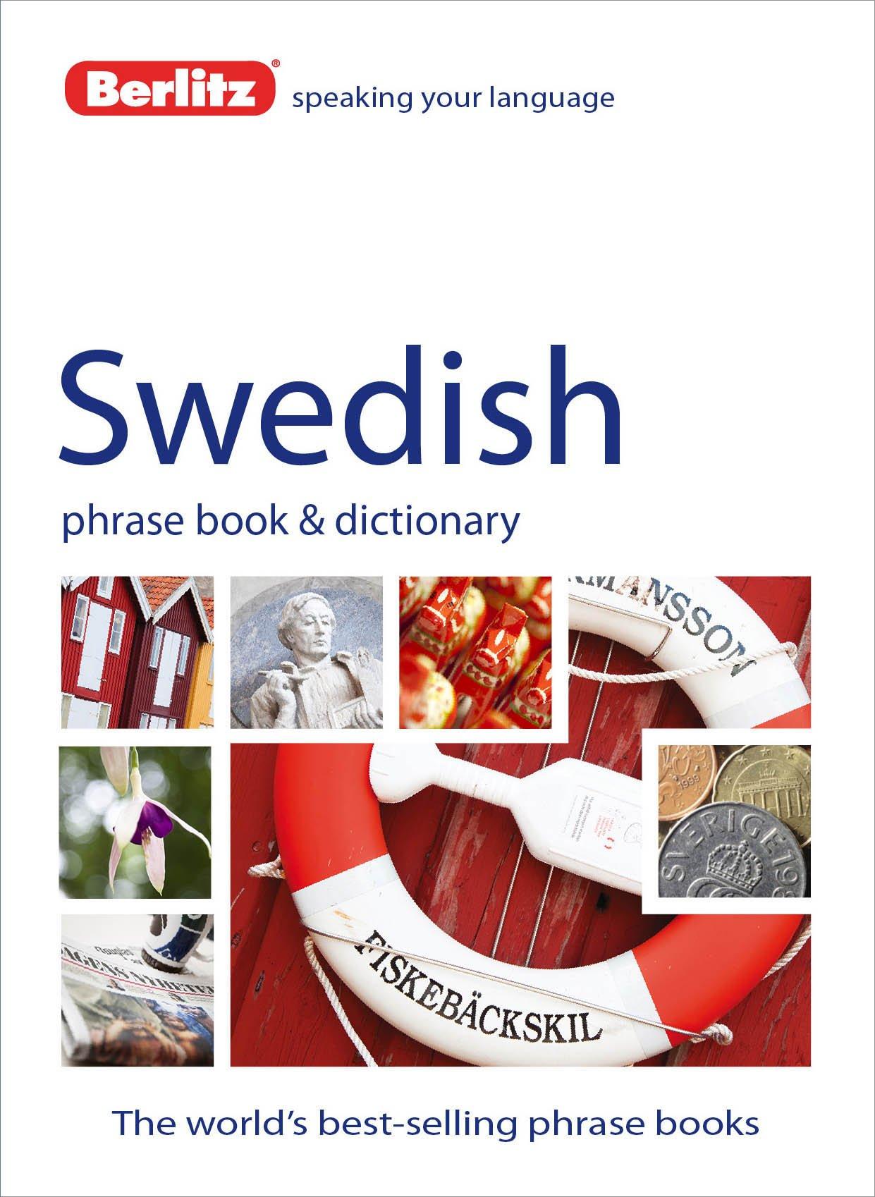 Berlitz Swedish Phrase Book & Dictionary by Berlitz Publishing