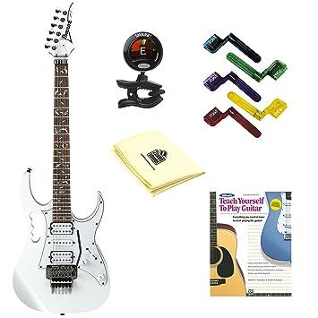 Ibanez jemjr Steve Vai Firma Jem Series Guitarra eléctrica color ...