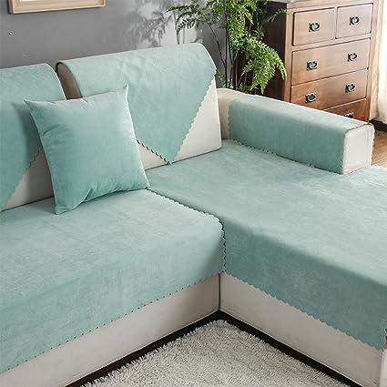 JiaQi Waterproof Four Seasons Sofa Towel,Urine Dust Proof Couch,Sofa Cover  Mats