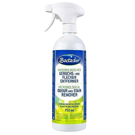 Quiko bactador Spray 750 ML | Eliminador de olores y ...