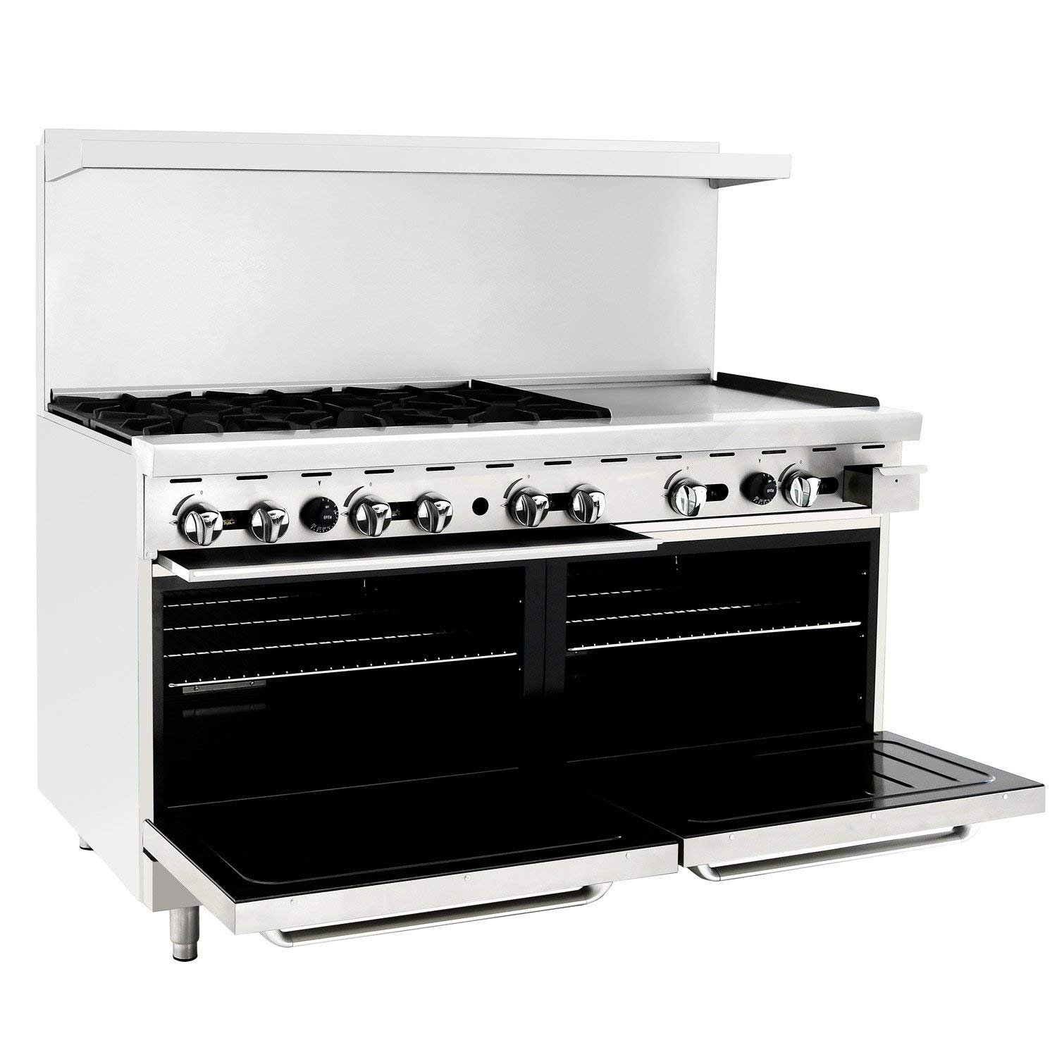 6-hurner-hot-plates-large-capacity-commercial-oven