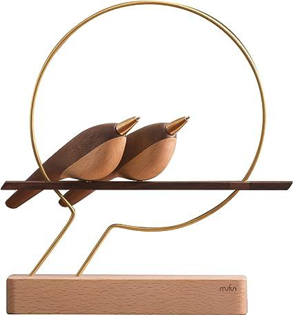 New Birds Magnetic Pen /& Pencil Case Box