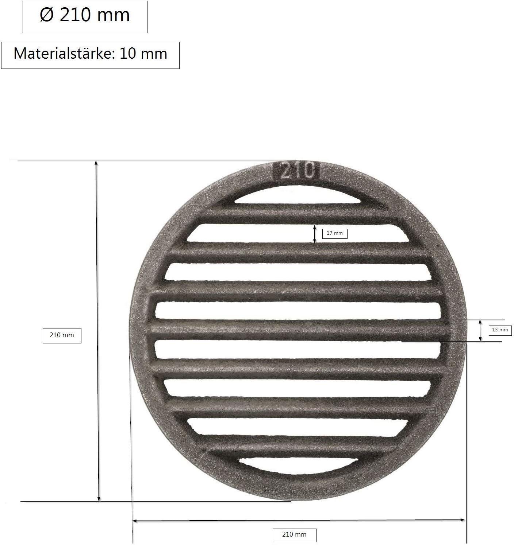 KOTARBAU Grille de chemin/ée Diff/érentes tailles et formes
