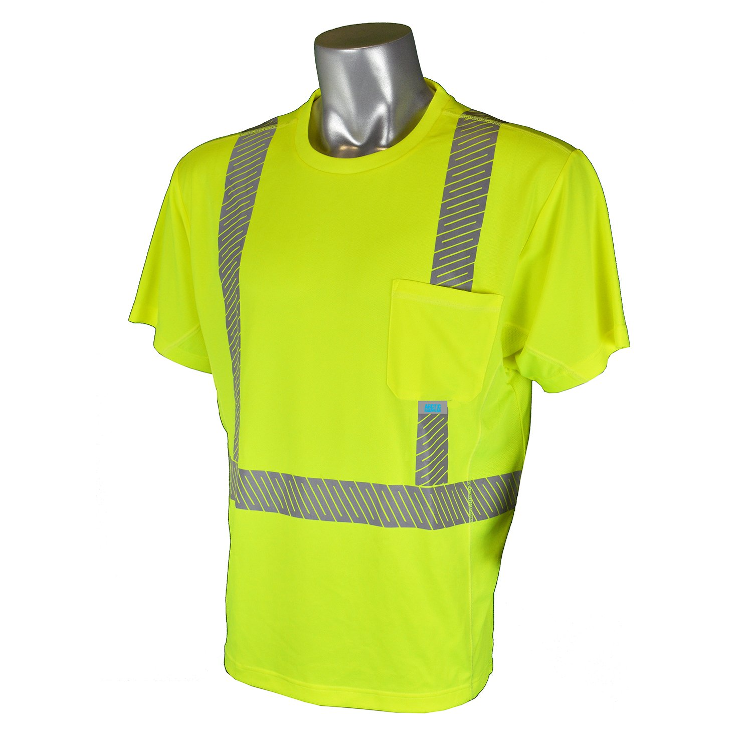 Radians ST31-2PGS-5X Industrial Safety Shirt Short Sleeve, NA RSR Group Inc.