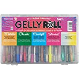 Sakura 57360 64-Piece Gelly Roll Artist's Gift Set