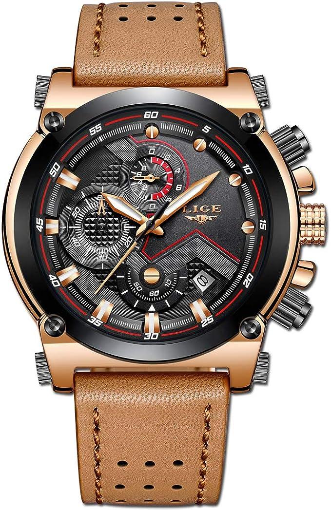 reloj de pulsera hombre