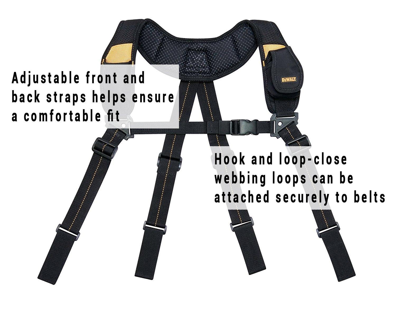 DEWALT DG5132 Heavy-duty Yoke-Style Suspenders by Custom Leathercraft (Image #3)