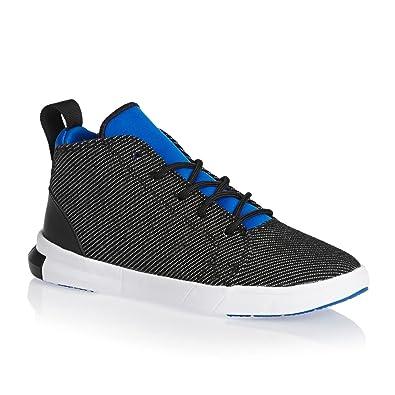 57d79b949de746 Converse Kids All Star Easy Ride MID Shoes Black SOAR White Size 1