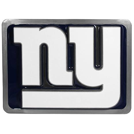 9d3f6e85f99 Amazon.com  Siskiyou New York Giants NFL Hitch Cover  Automotive