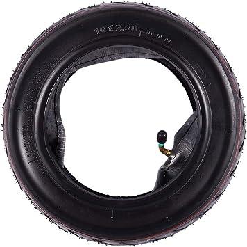 Tubo Interno per Inokim Quick /& Inokim Ox Scooter Elettrico-1 C-FUNN 10 X 2.5 Pneumatico Esterno