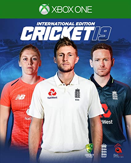Cricket 19 International Edition (Xbox One): Amazon in: Video Games