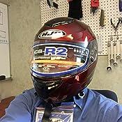 HJC Helmets CS-R2 Helmet Candy Red, X-Small