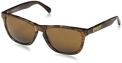 1af47a539f1 Amazon.com  Oakley Frogskins LX Adult Lifestyle Fashion Sunglasses - Dark  Brown Tortoise Dark Bronze   One Size Fits All  Oakley  Shoes