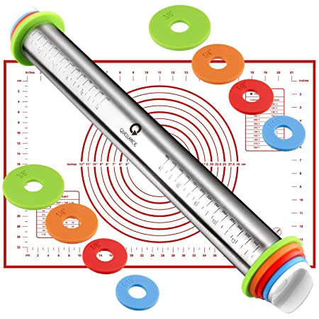 QUELLANCE Adjustable Rolling Pin
