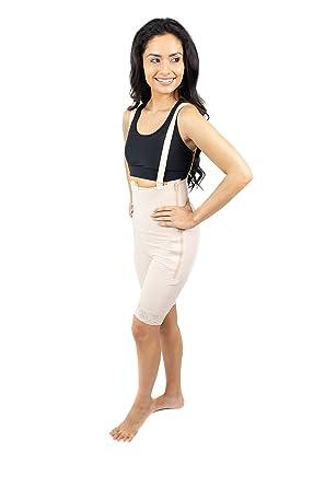bef6b6b3b ContourMD Mid Thigh Body Shaper Suspenders Great for Tummy Tuck ...