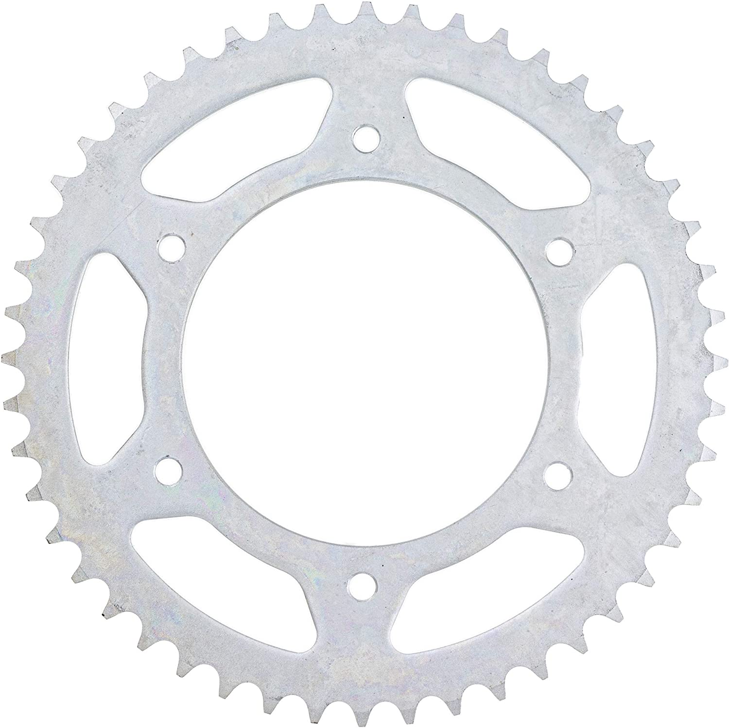 NICHE 520 Pitch 48 Tooth Rear Drive Sprocket For 1996-2019 Honda CRF450R CRF250R CR250R CR125R CR500R XR250R CRF150F XR650R