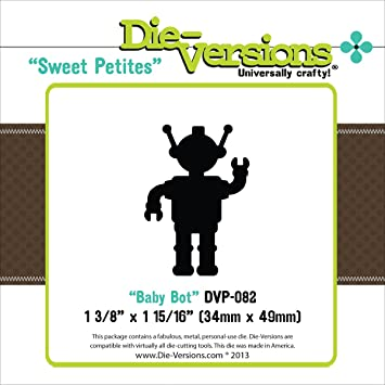 Image result for Die Versions sweet petites Baby Bot